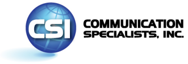 Communication Specialists, Inc.